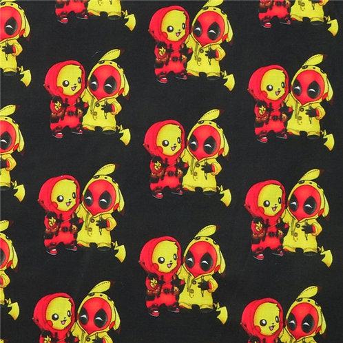 Pica-Pool Buddies Fabric