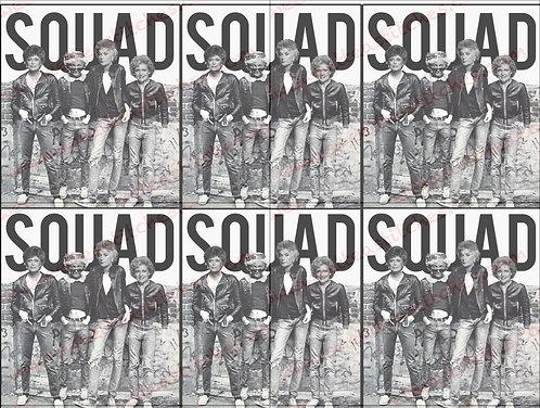 Golden Years Squad Vinyl