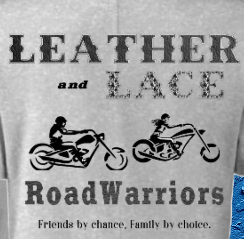 "L&L ""Family By Choice"" Tank for Skinny Bitches"