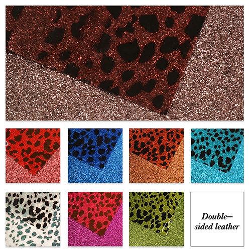 Double Side Glitter Sheet Set