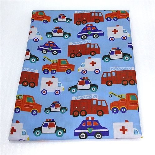 Emergency Vehicles Fabric