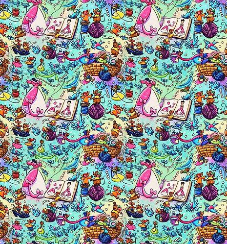 Princess Dress Fabric