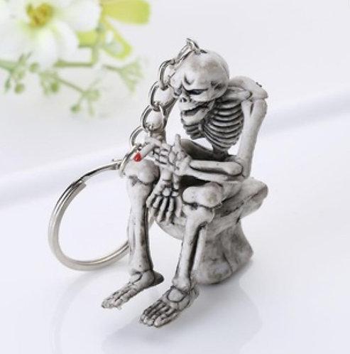 Skeleton Key Chains