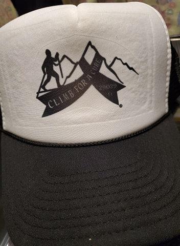 Climb for a Cure Trucker Cap