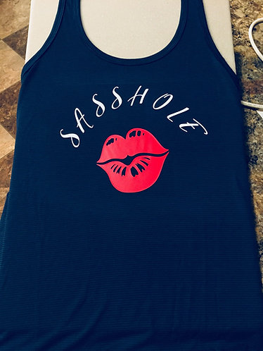"Women's ""Sasshole"" Shirt"
