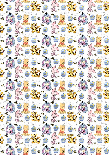 Hunny Bear and Friends Fabric