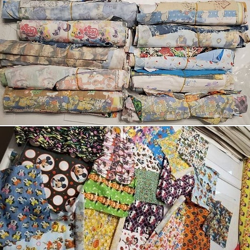 Mystery Fabric Bundles
