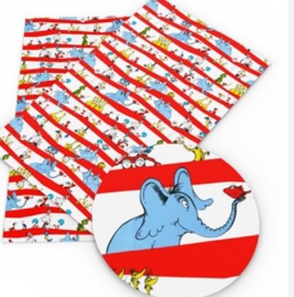 Curious Cat Elephant Vinyl