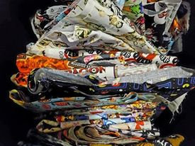 Scrap Packs - 1lb Cotton Fabric