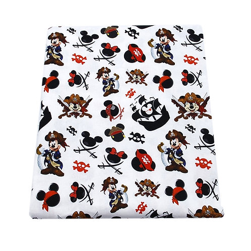 Mouse Pirate Life Fabric