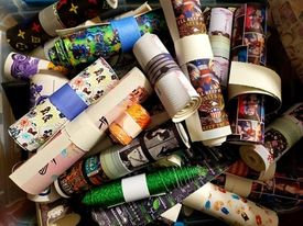 Scrap Packs - 1lb Embroidery Vinyl