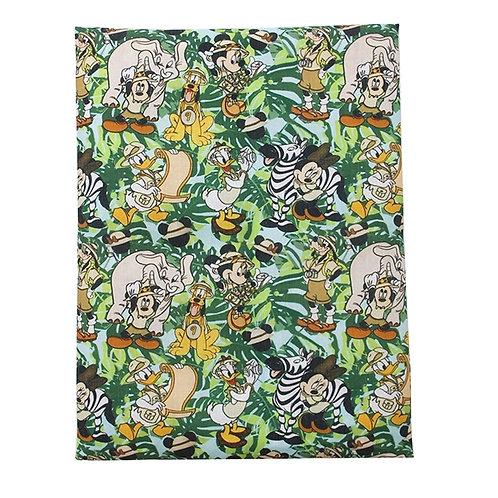 Mouse Safari Fabric