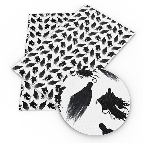Shadow Spooks Fabric