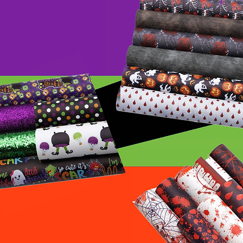 Hallween Sheet Sets - Buy More and Save!