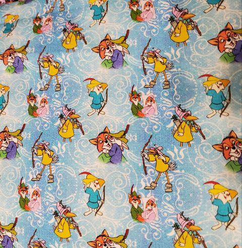 Robbin Hood Fabric