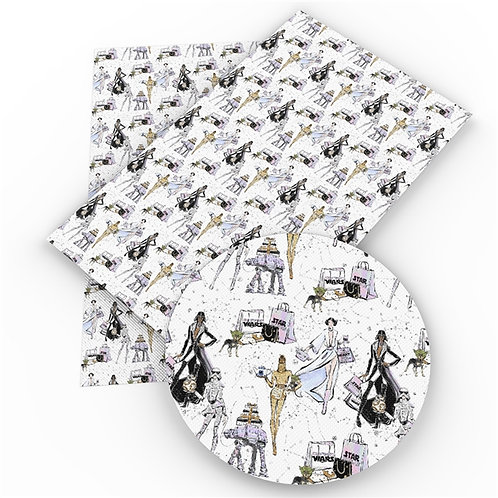 Sky Wars Fashion Week Fabric
