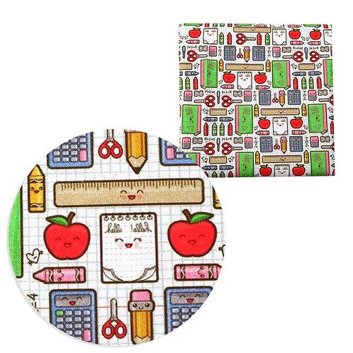 School Essentials Classroom Fabric