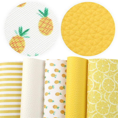 Lemons Sheet Set