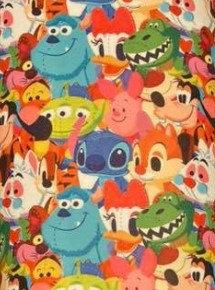 Cast of Characters Vinyl