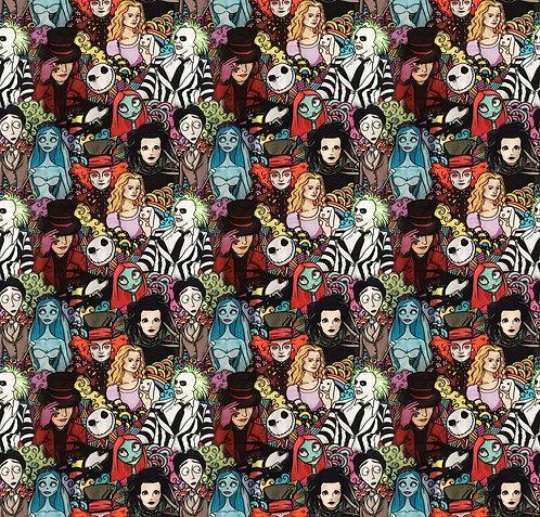 Horror Mashup Vinyl