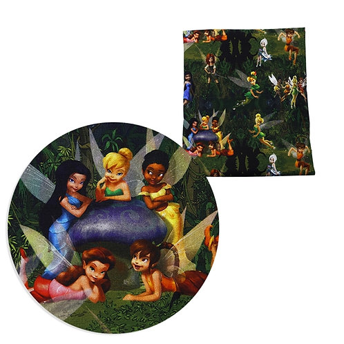 Fantastic Fairies Fabric