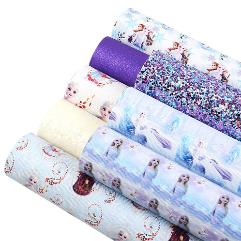 Icy Princess Sheet Set #3