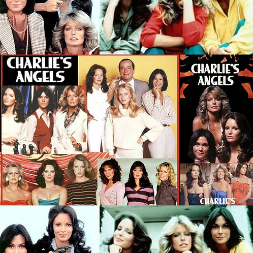 Charlie's Angels Fabric