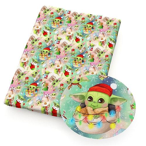 Christmas - Green Guy Capsule Fabric
