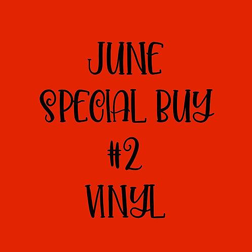June Special Buy #2 Vinyl