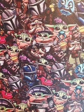 Green Guy Mashup Vinyl