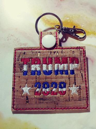 Trump 2020 Key Fob