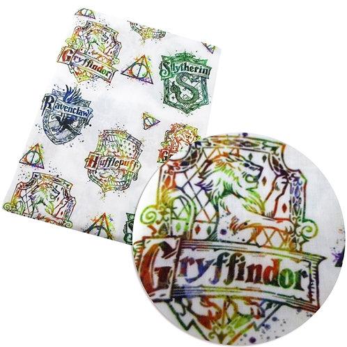 Wizardly Shields Fabric