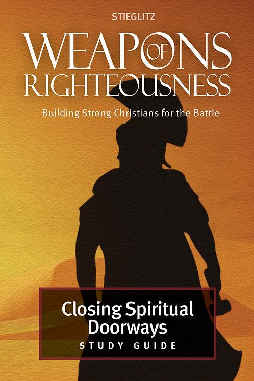 Closing Spiritual Doorways