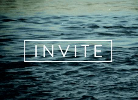 Who will you invite to church?