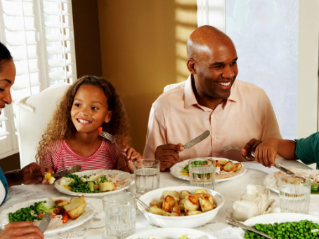 Eight Habits of Great Marriages - One Meal Together Every Day