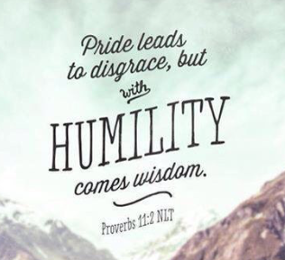 Do You Seek Humility?