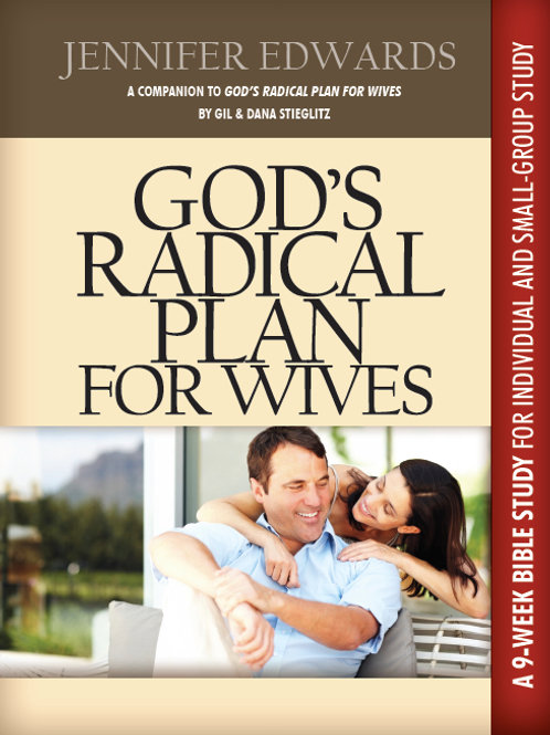 God's Radical Plan for Wives - Workbook