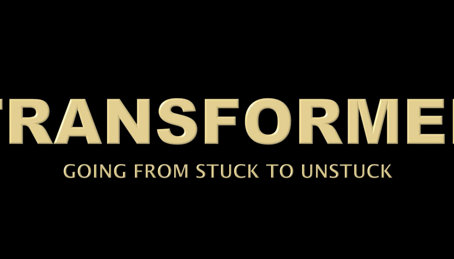 Transformed Series Introduction, Getting From Stuck to Unstuck