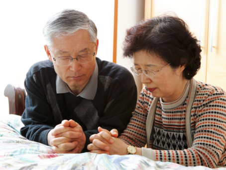 Eight Habits of Great Marriages - Pray Together Every Night