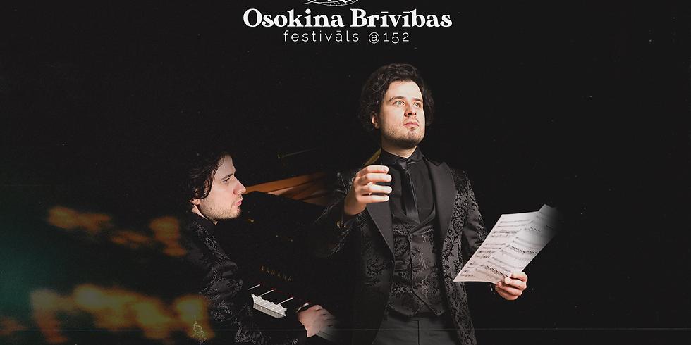 Osokins Freedom Festival @152 / Andrejs Osokins SOLO
