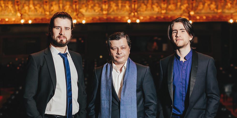 POSTPONED | The Three Osokins & Friends