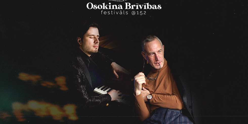 Osokins Freedom Festival @152 / Ģirts Krūmiņš & Andrejs Osokins