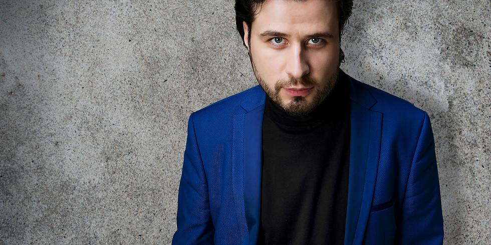 Andrejs Osokins solo recital at the Weilburger Schlosskonzerte