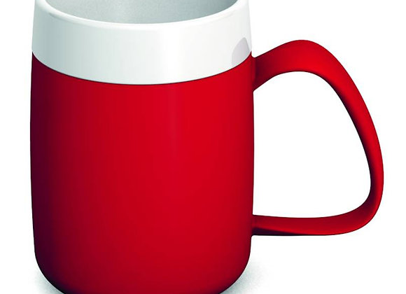 Ornamin One Handled Mug with Internal Cone - 140ml