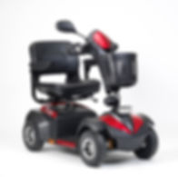 Envoy 4 Scooter red