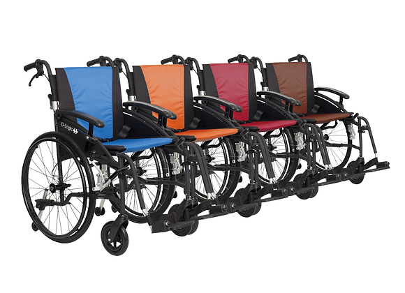 Excel G-Logic Lightweight Wheelchair