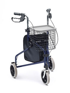 TW015 Tri Walker With Bag, Basket & Tray