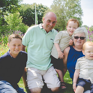 The Charnley Family