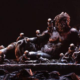Death Statue
