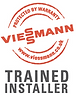 Viessmann Trained boiler installer